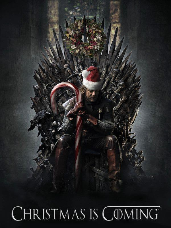 Christmas is coming to Game of Thrones