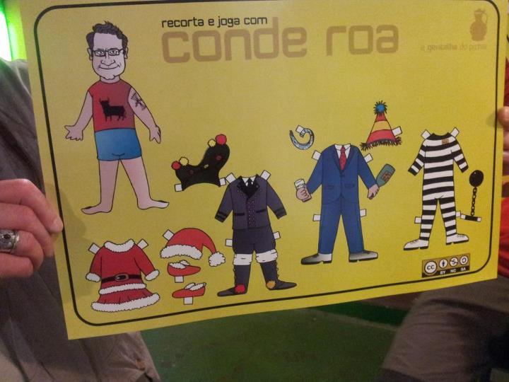 Juego de Vestir de Gerardo Conde Roa