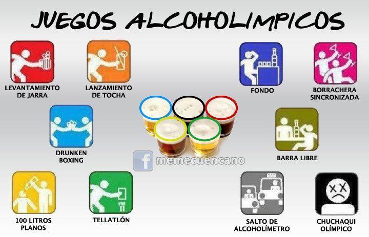 Juegos alcoholímpicos