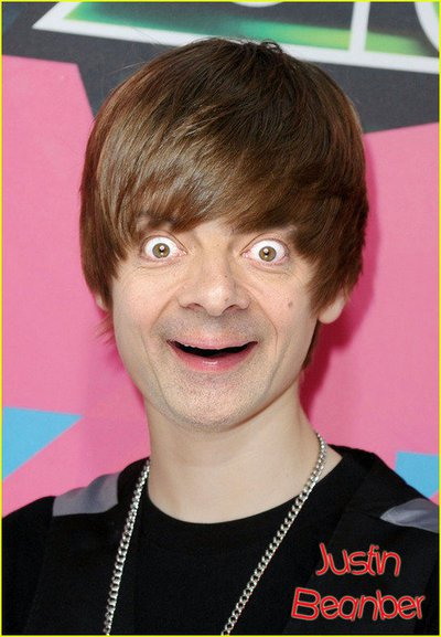 Justin Bieber - Mr. Bean