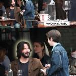 Keanu Reeves, el nuevo Mesías