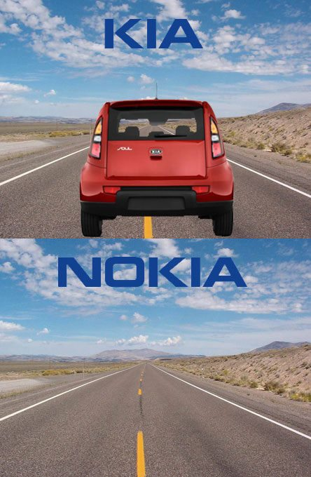 Kia - Nokia