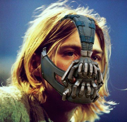 Kurt Cobain - Bane (Batman)