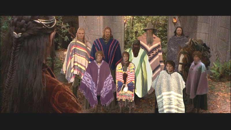 La comunidad del anillo - Mariachis