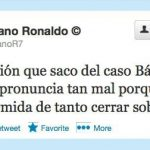 La conclusión que saco del caso Bárcenas es que Rajoy pronuncia tan mal porque tiene la lengua dormida de tanto cerrar sobres