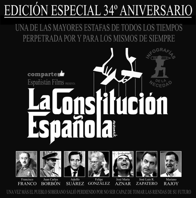 La Constitución Española, de Españistán Films