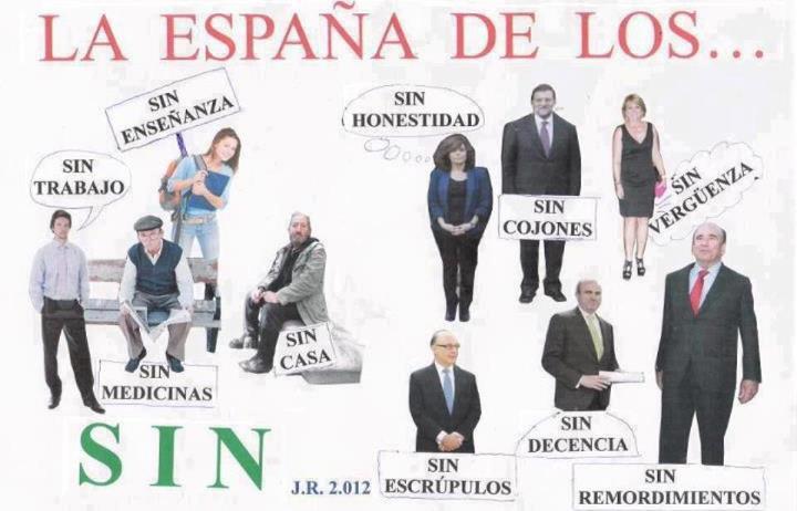 La España de los Sin