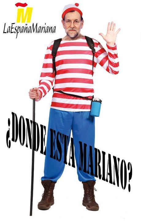 ¿Dónde está Mariano?
