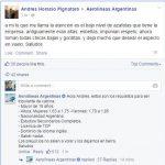 La genial respuesta de Community Manager de Aerolíneas Argentinas a un comentario machista