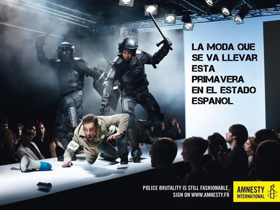 Desfile de moda en España
