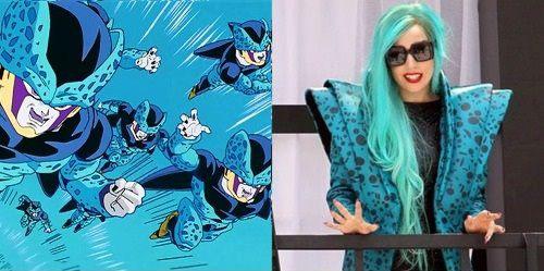 Lady Gaga - Cell