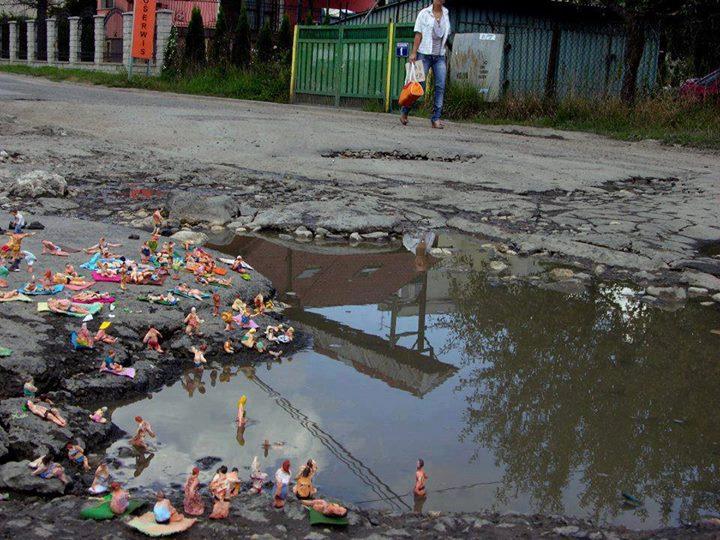 lago urbano