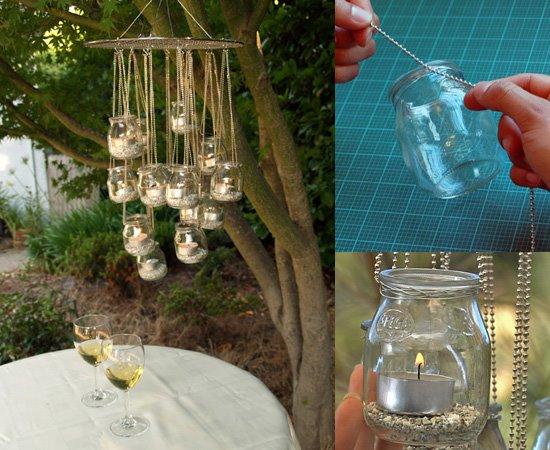 Lámpara de velas original