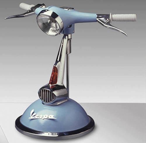 Lámpara diseño Vespa