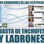 Las conexiones de las eléctricas