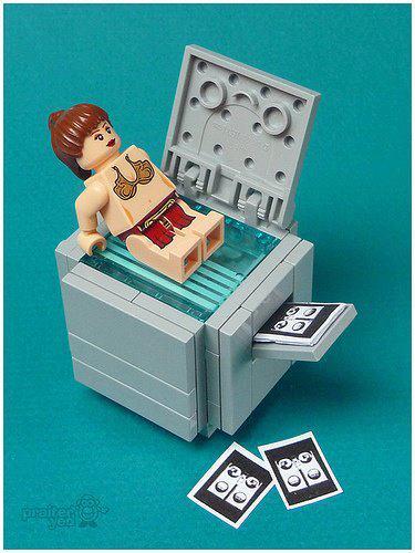 Lego - Fotocopias