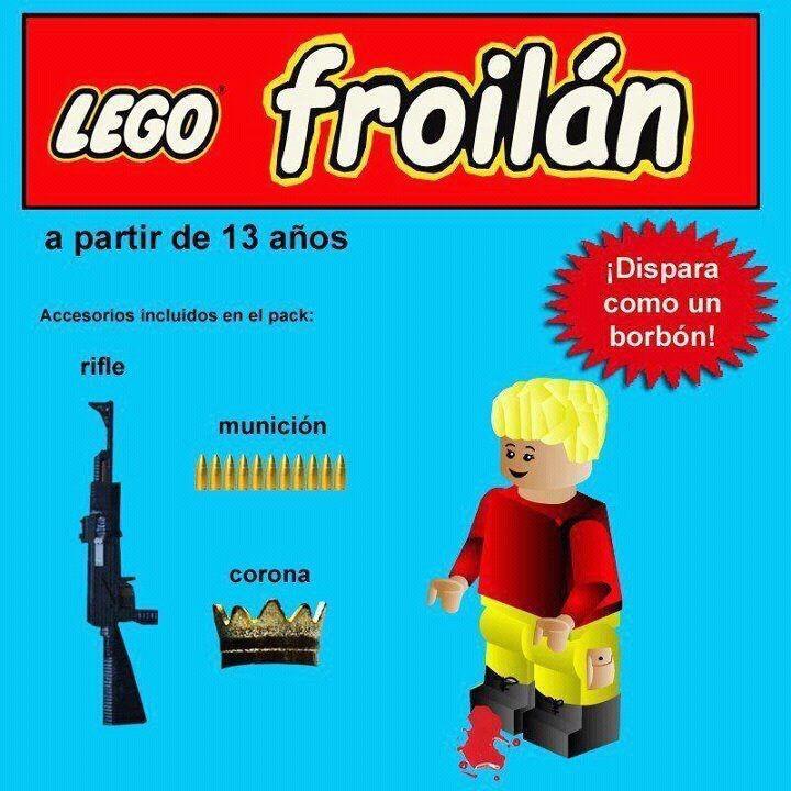 Lego Froilán