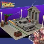 Lego – Regreso al Futuro