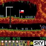 Rescate de mineros chilenos (versión Lemmings)