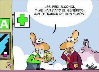 Alcohol genérico