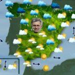 El clima el Madrid