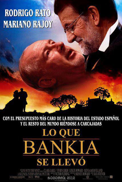 Lo que Bankia se llevó