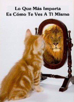 Lo que más importa es cómo te ves a ti mismo