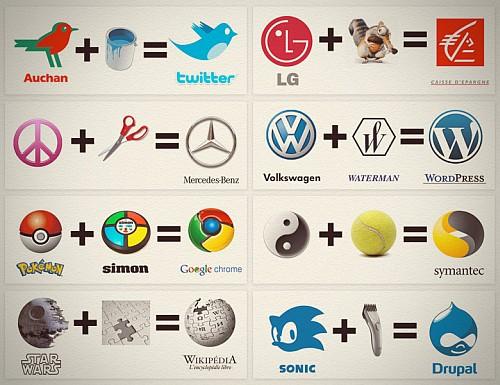 Logos copiados