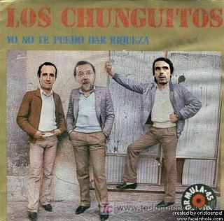 Último lanzamiento de los Chunguitos