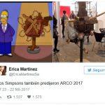 Los Simpson también predijeron ARCO 2017