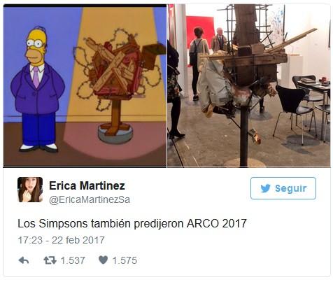 los simpson tambien predijeron arco 2017