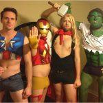 Los Vengadores – Friki version