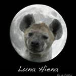 Luna hiena
