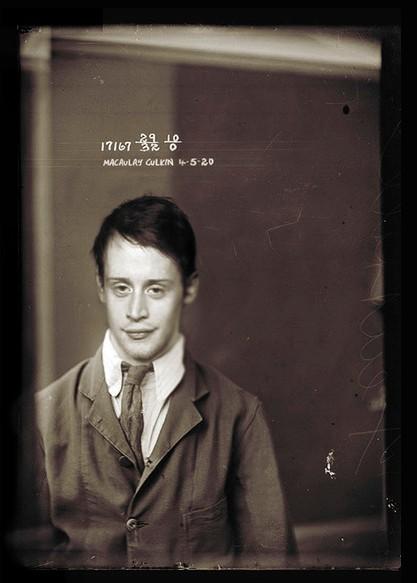 Macaulay Culkin en los años 20
