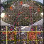 Lo que son 4500 manifestantes según fuentes oficiales