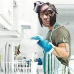 Magneto en la cocina