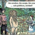 La duda de Dorothy