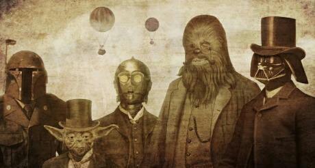 Mago de Oz / Star Wars