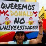 Mucho nivel entre los opositores a Maduro