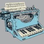 Máquina de escribir musical