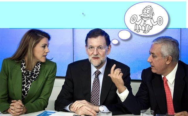 ¿En qué piensa Mariano Rajoy?