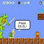 Mario Bros – La hermana mayor de la tortuga