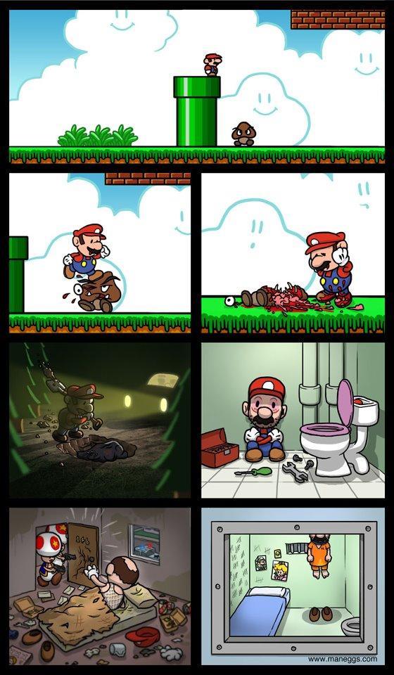 El triste final de Mario
