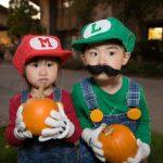 Cosplay infantil: Mario Bros y Luigi