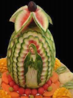 Melón - Virgen María