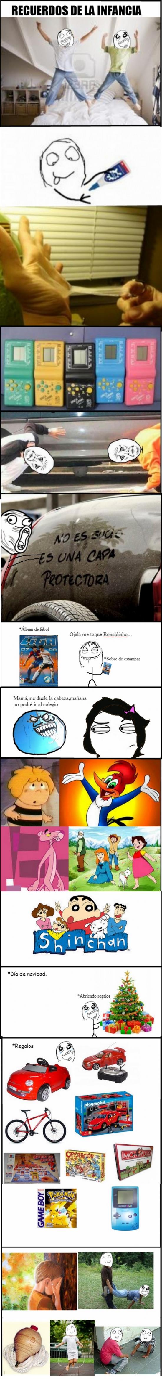 memes recuerdos de la infancia
