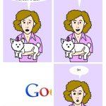 Mi perrita está en celo… buscaré información por Internet