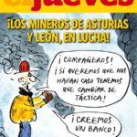Huelga minera – Cambio de táctica