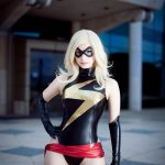 Cosplay Miss Marvel