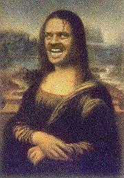 Mona Lisa - El resplandor